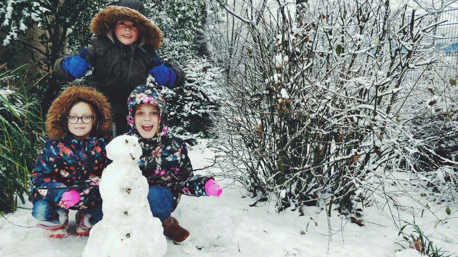 Brood&Spelen kinderopvang Sneeuw