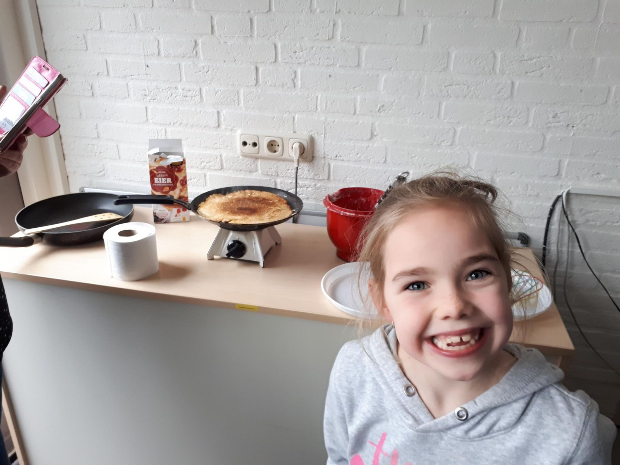 Pannenkoekdag Brug