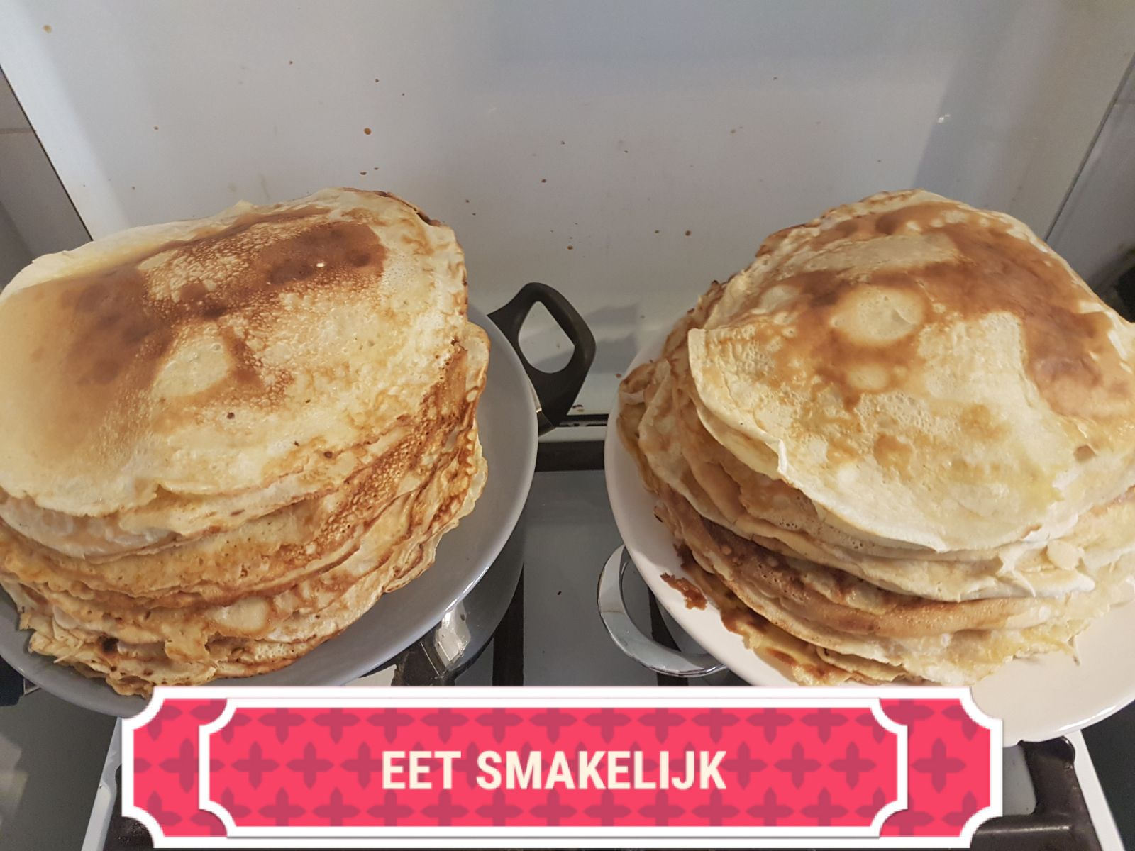 Pannenkoekdag PWA Nijkerk